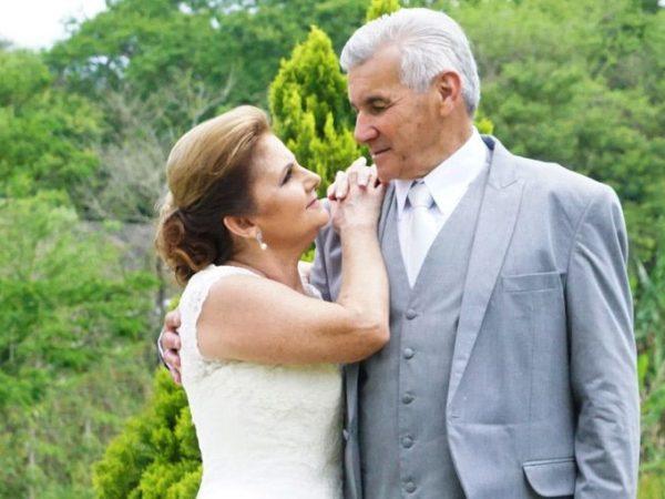 Casamento real Carmen e José