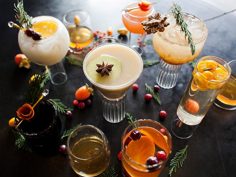 Brunch de casamento drinks