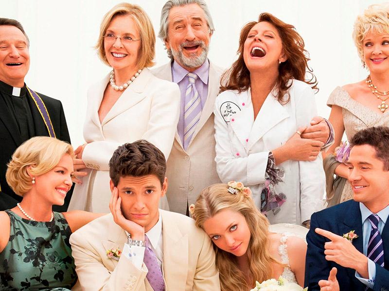Filmes de casamento no Netflix Casamento do ano