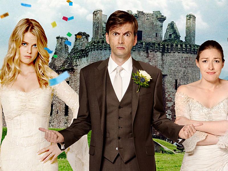 Filmes de casamento no Netflix a noiva isca