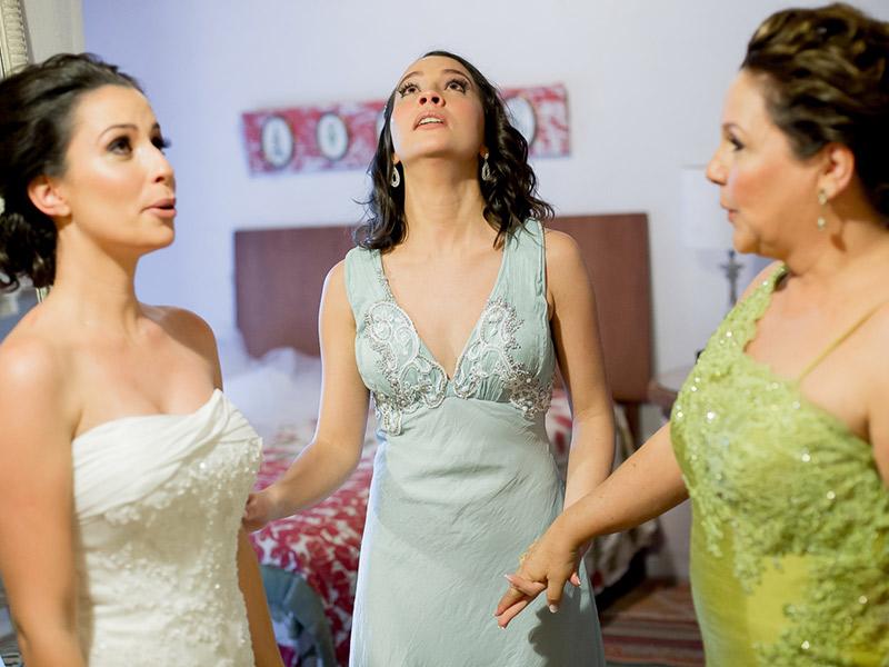 Como fazer o making off da noiva emoções