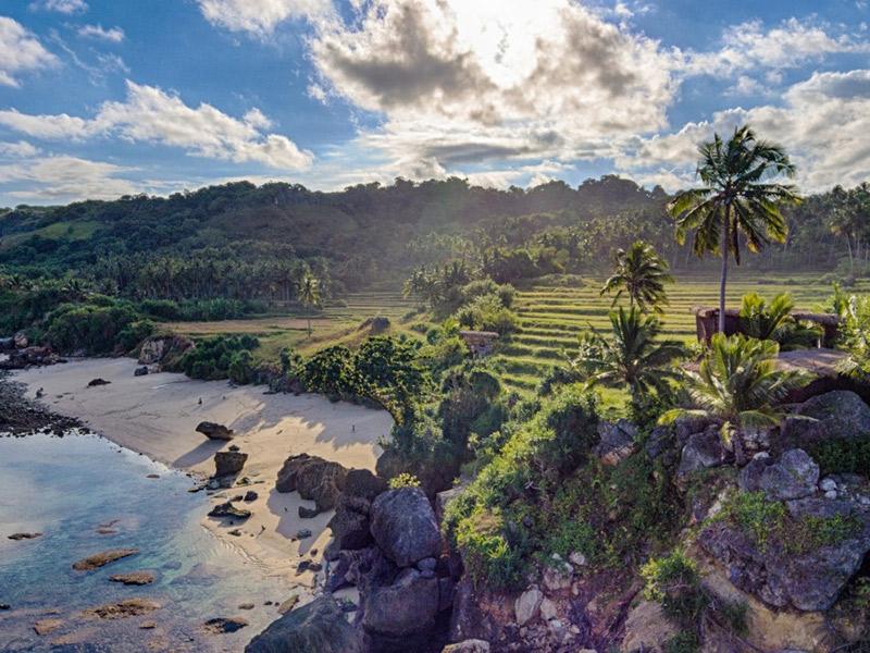 Ilhas inexploradas para lua de mel Sumba