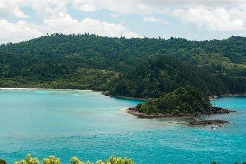 Ilhas inexploradas para lua de mel