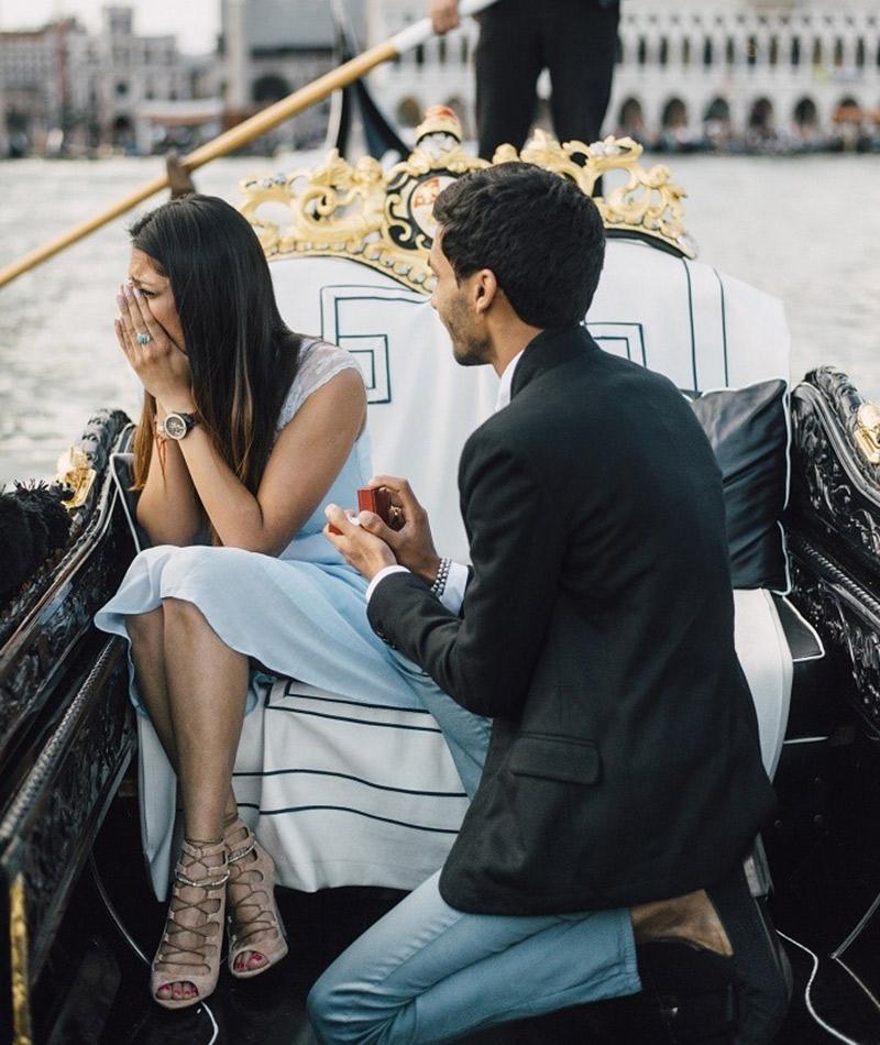 Lugares românticos para fazer o pedido de casamento viagem