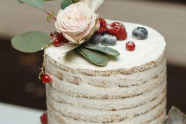 Melhores e mais pinados bolos de casamento na Itália e Reino Unido