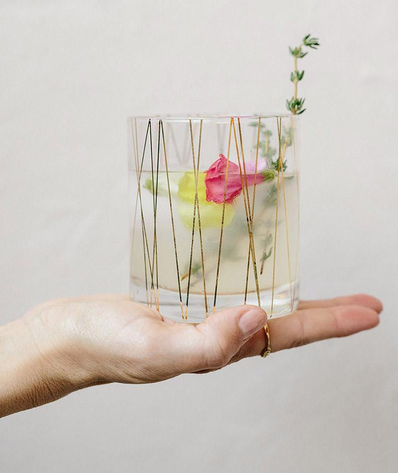 Festa de casamento que tipo de taça ou copo escolher