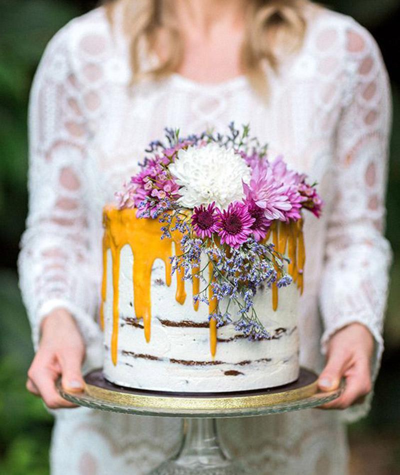 Tendências pinterest para casamento 2017 gastronomia