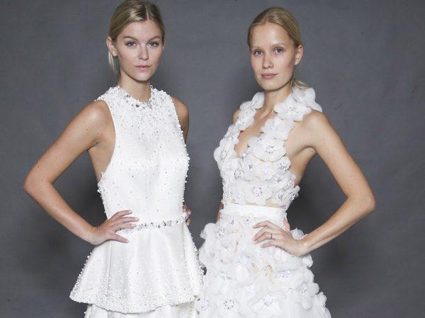 Vestidos de noiva Viktor & Rolf 2018