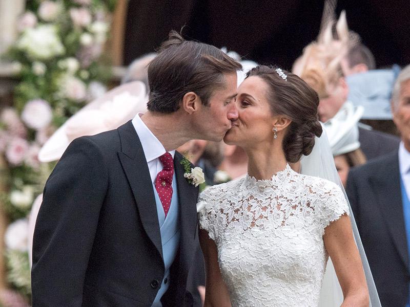 Casamento Pippa Middleton e James Matthews em Englefield