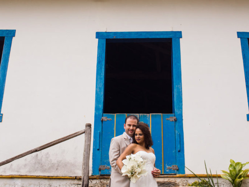 Casamento Real Luiza e Adriano