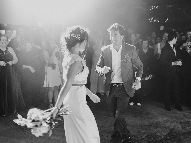 Casamento real Andrea e Alessandro festa