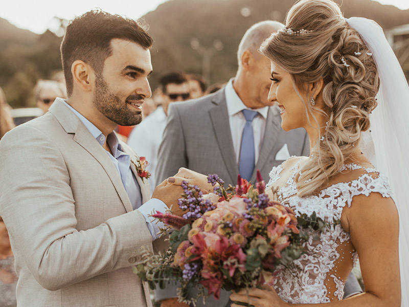 Casamento real Silvana e Thiago