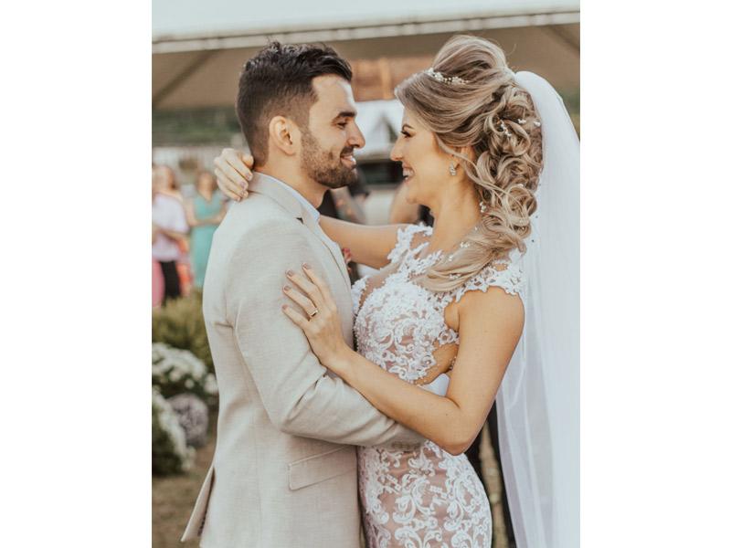 Thiago silva wedding