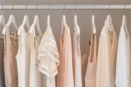 Como dividir o armário com o noivo