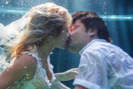 Locais para celebrar seu casamento debaixo d'água