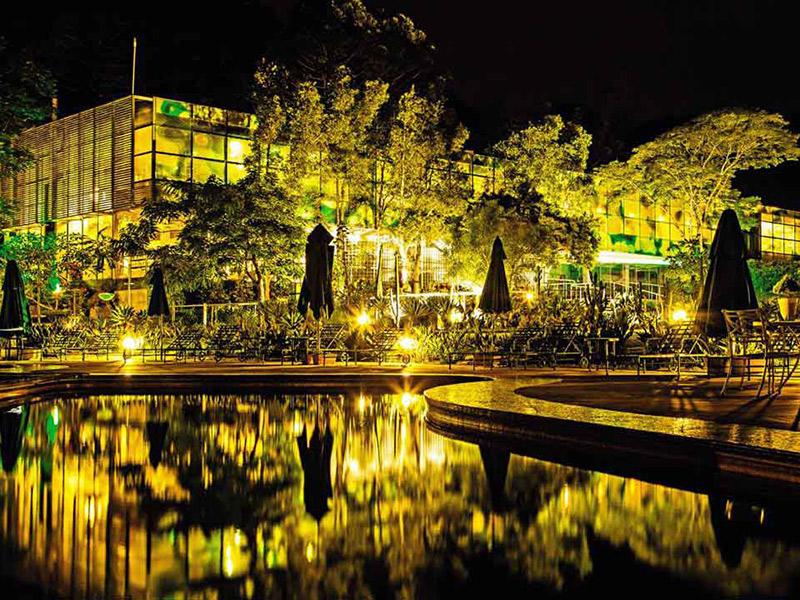 Lugares para fazer a festa de noivado Unique Garden Hotel & Spa