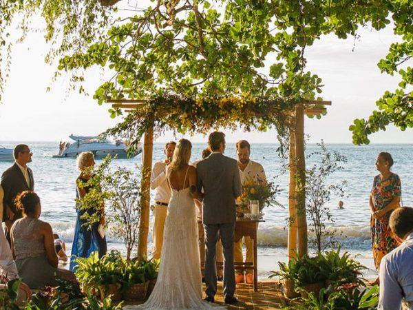 Melhores praias brasileiras para realizar a cerimônia
