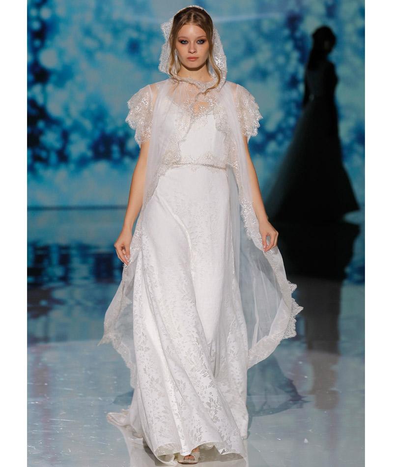 Tendências do Barcelona Bridal Week Primavera 2018 boho