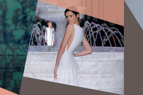 Tendências do Barcelona Bridal Week Primavera 2018