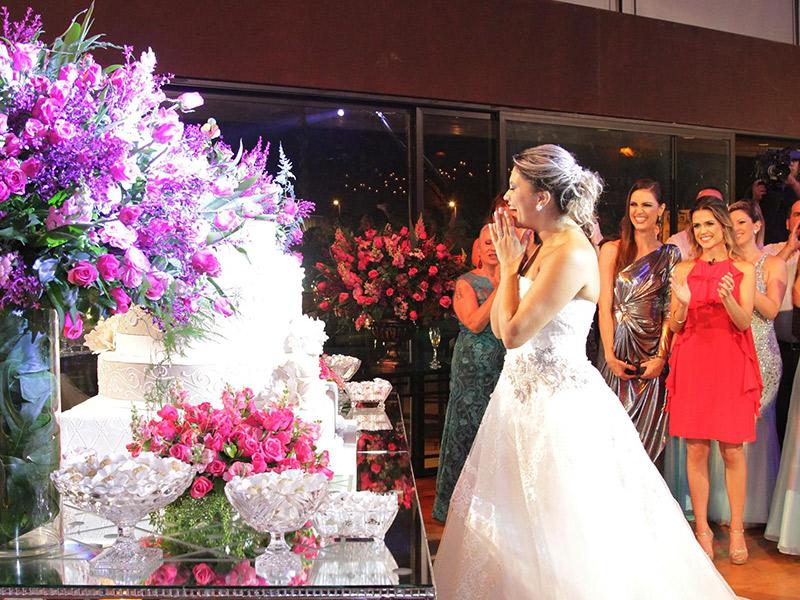 casamento surpresa no Programa Fábrica de Casamentos