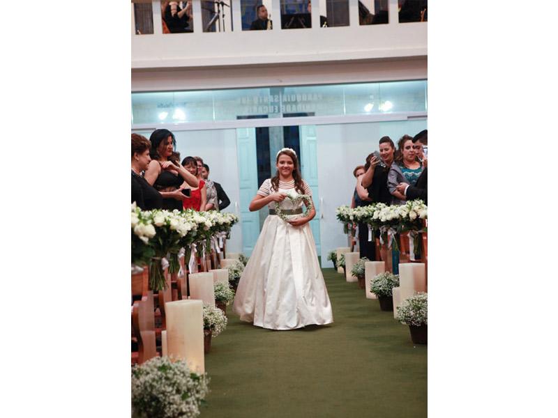 Casamento real Flávia e Philippe