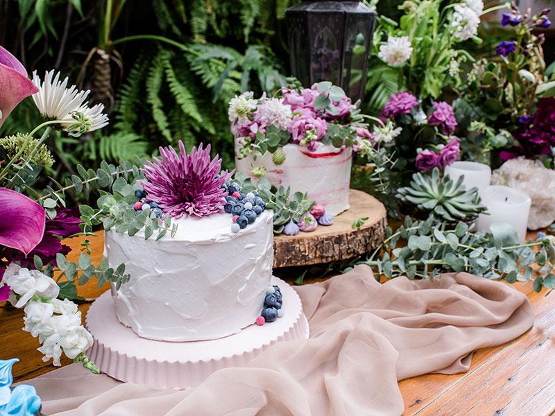 Como fazer um mini wedding inesquecível bolo