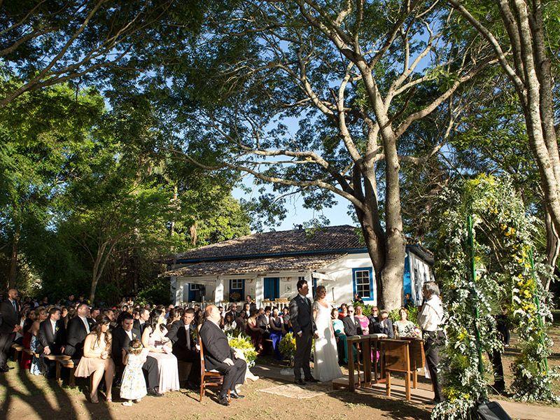 Como fazer um mini wedding inesquecível espaço