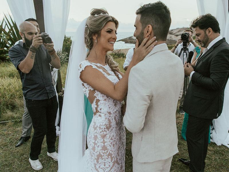 Como fazer um mini wedding inesquecível foto e vídeo