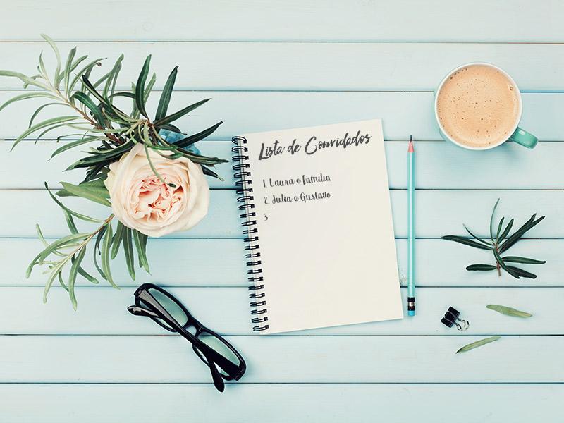 Como fazer um mini wedding inesquecível lista de convidados