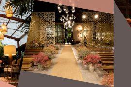Espaços de casamento em Minas Gerais
