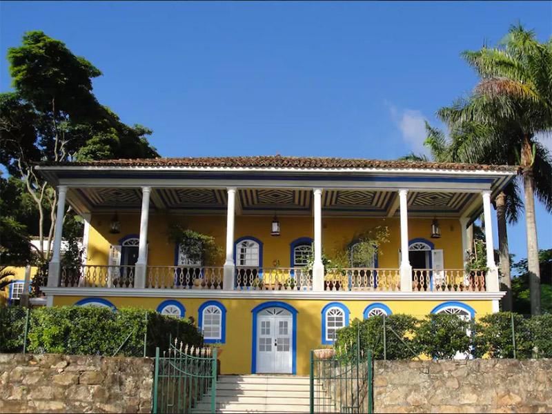 Espaços para casamento no Airbnb Brasil Fazenda Santa Maria