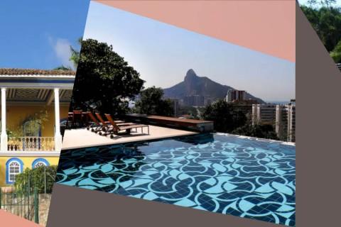 Espaços para casamento no Airbnb Brasil