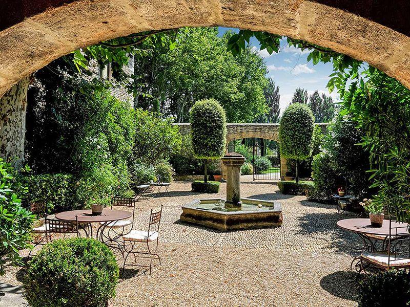 Jardins espetaculares para um casamento ao ar livre petit hopital