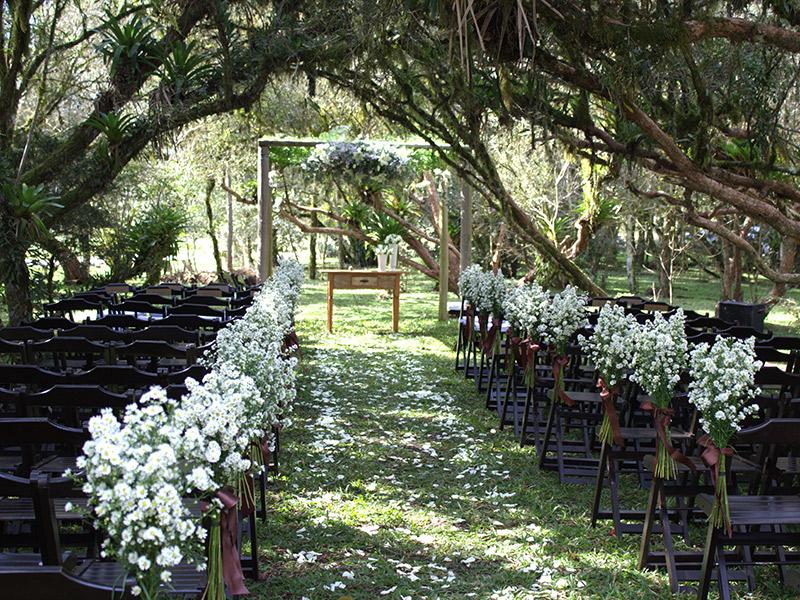 Locais para casamento ao ar livre em Curitiba Bom conselho eventos