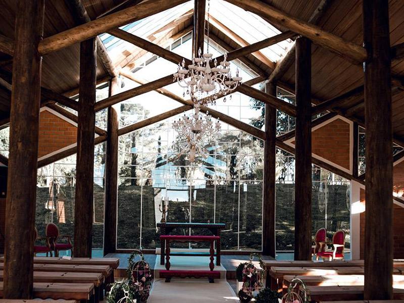Locais para casamento ao ar livre em Curitiba Haras