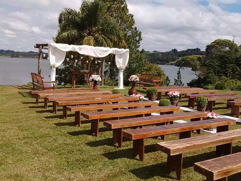 Locais para casamento ao ar livre em Curitiba Laggus