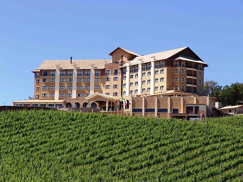 Lua de mel vinícolas brasileiras Hotel Spa do vinho
