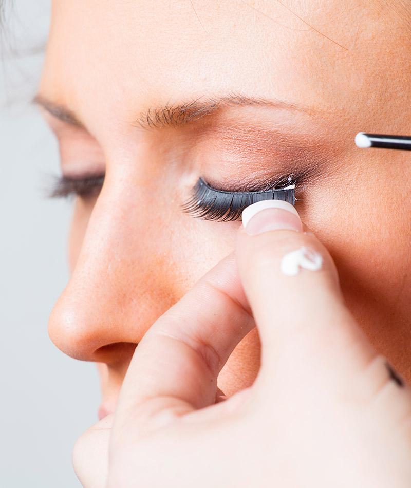 Maquiagem para casamento dúvidas cílios postiços