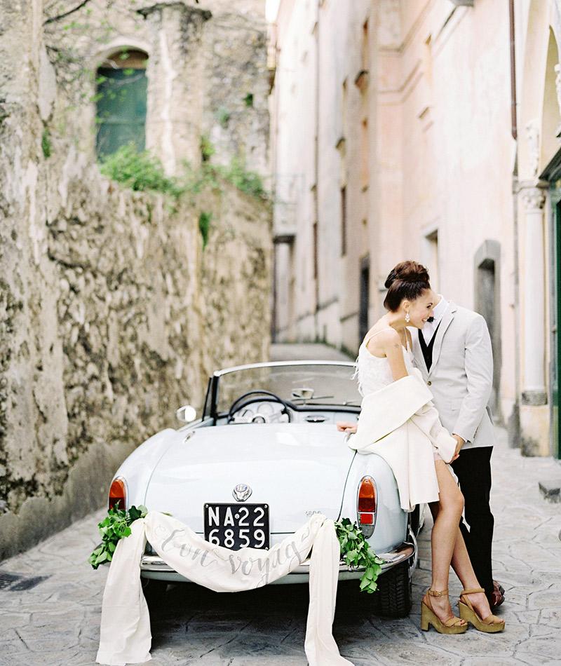 Quanto custa um destination wedding Itália