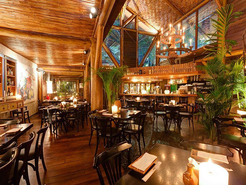 Restaurantes românticos para os dias dos namorados Jam