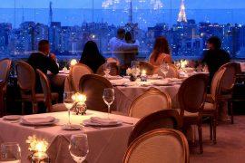 Restaurantes românticos para os dias dos namorados