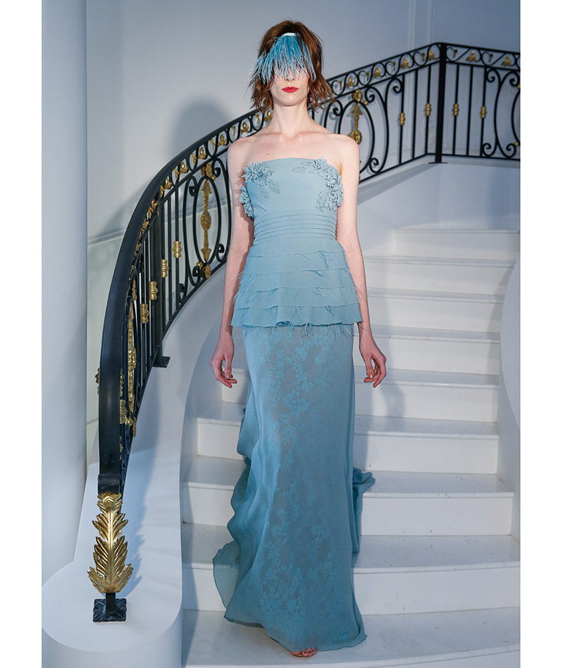 coleção de vestidos de noiva e festa Rodrigo Rosner para a Maison Alexandrine