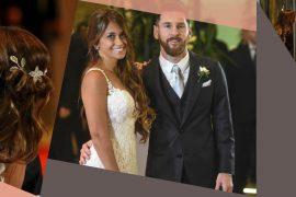 Casamento Lionel Messi e Antonella Roccozzu