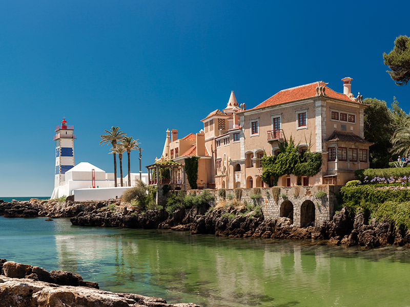 Destination wedding em Portugal Cascais