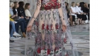Desfile Alta Costura de Paris para o Outono Inverno 2017 Jardim florido