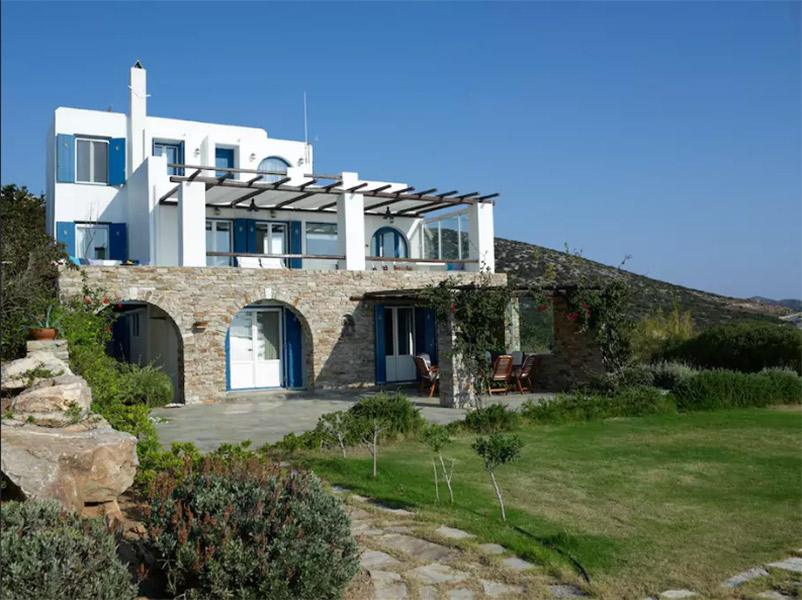 Destination wedding airbnb internacional Vila Windmill