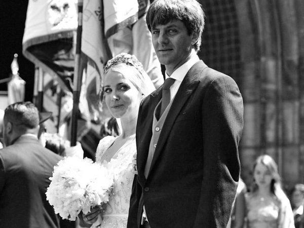 Casamento Ekaterina Malysheva e príncipe Ernst August