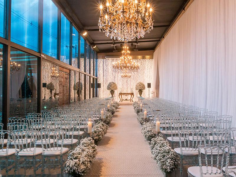 Espaços de casamento em Minas Gerais BHZ