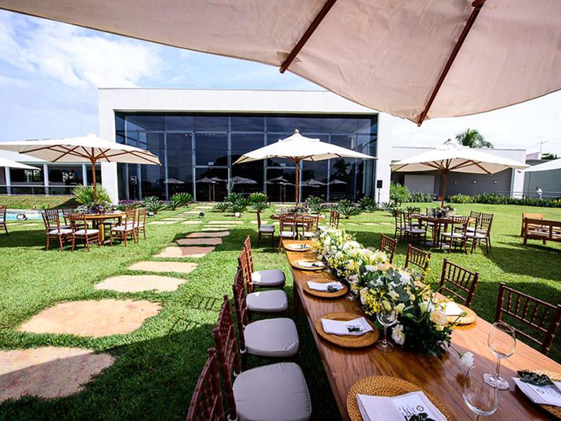 Espaços de casamento em Minas Gerais Casa Pampulha