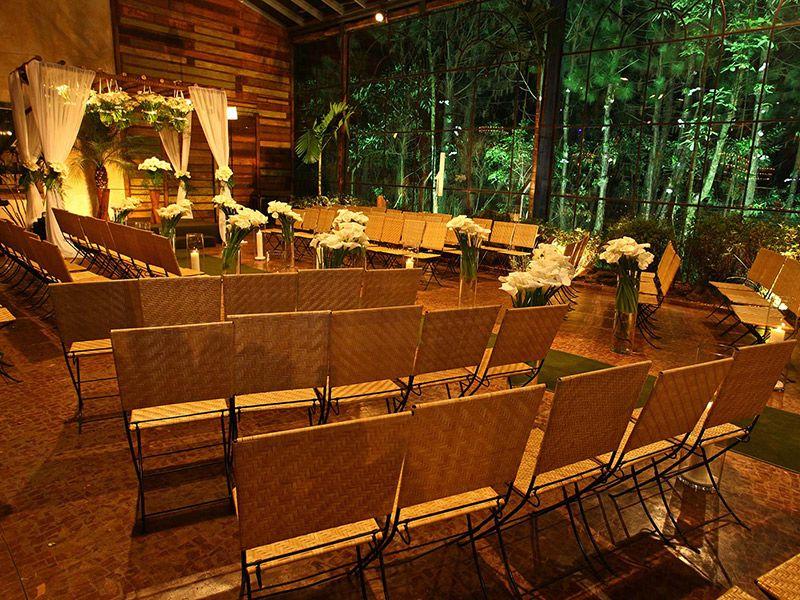 Espaços de casamento em Minas Gerais Domus
